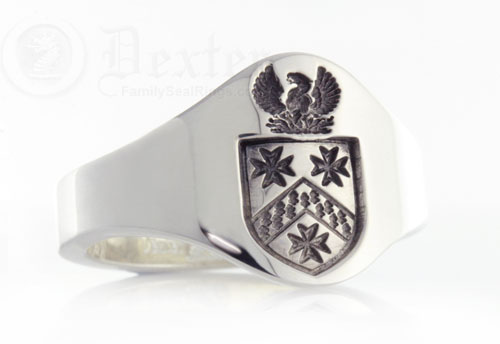 Traditional & Contemporary - Shield and Crest Engraving
