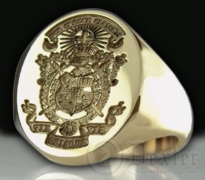 Lambda Chi Alpha Fraternity Ring