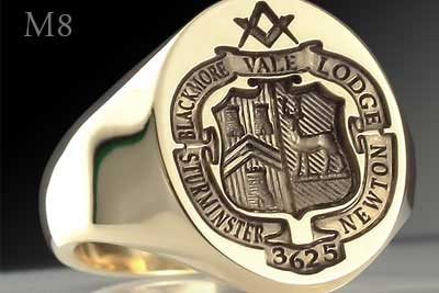 Blackmore Vale Lodge Seal Ring