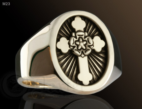 Rosicrucian Ring