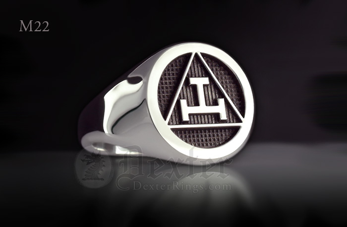 Royal Arch Signet Ring