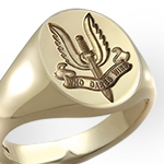 SAS Who Dares Wins Ring