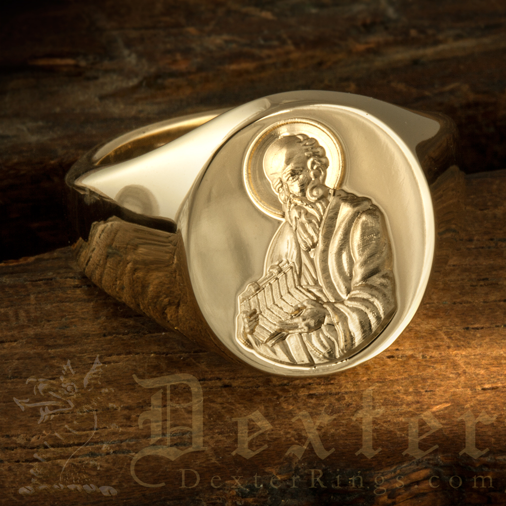 Faith Christian Bishops Rings