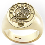 Deep for Show Example: Clan Drummond Ring