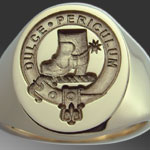Clan Macaulay Ring