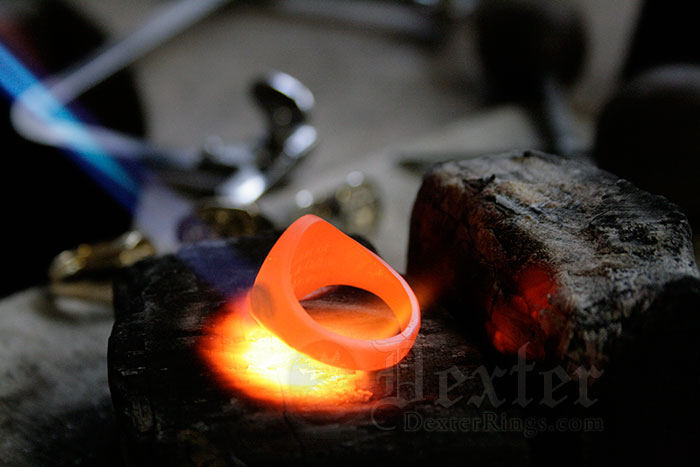 Forging The Ring