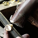 Craftsman at Work - Signet Ring Making