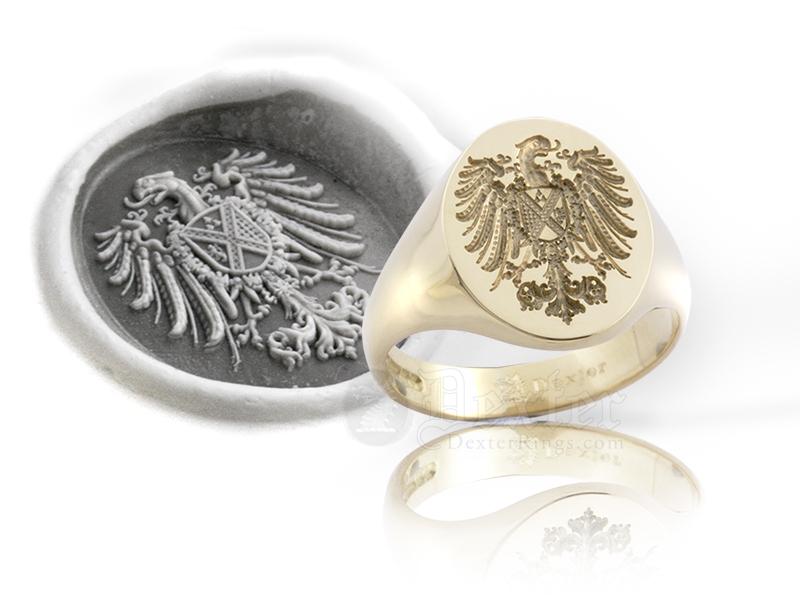 Heraldic Rings Uk