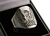 Deep for Show Example: Phoenix Ring