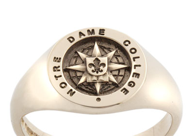 Notre Dame College Ring