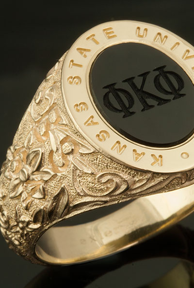 Kansas State University Signet Ring