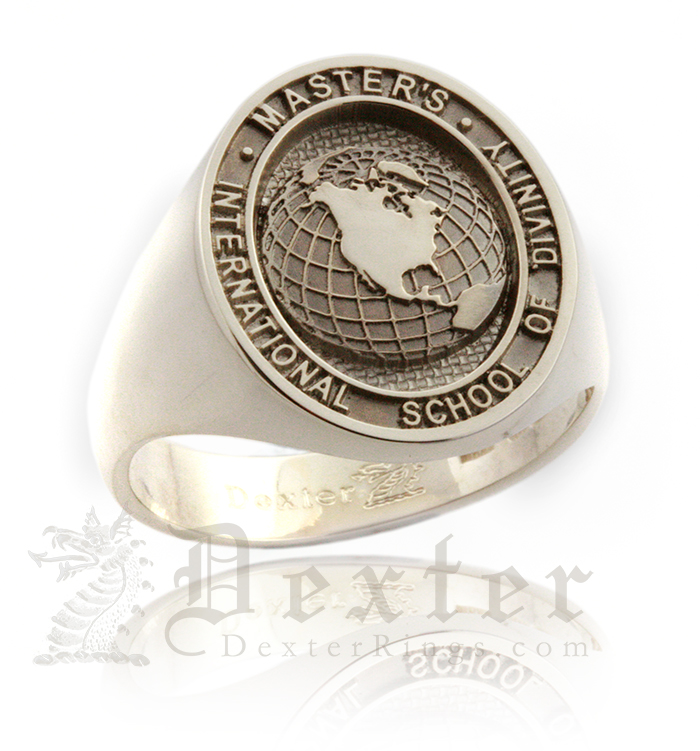 Masters Degree Ring