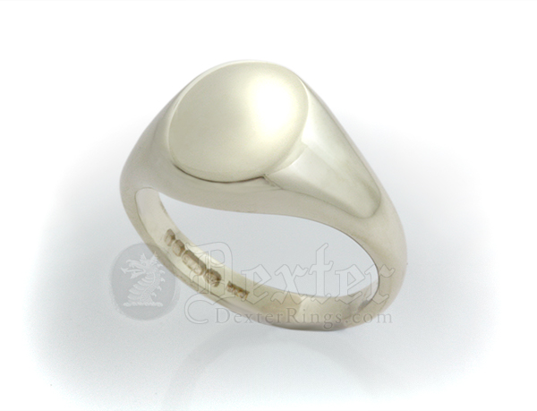 Oval Ring (10x8mm Face)