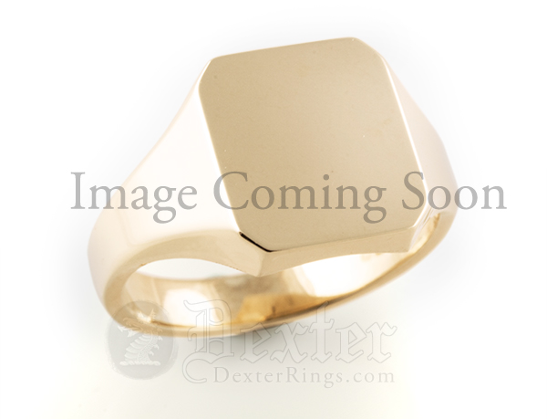Octagonal Ring (12x10mm Face)