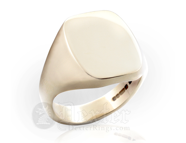 Cushion Ring (18x15mm Face)