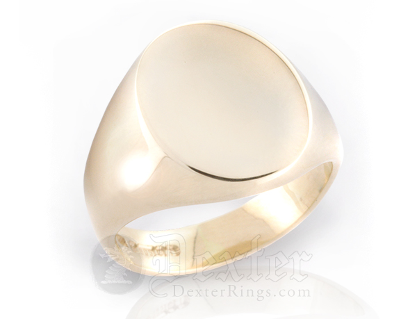 Oval Ring (19x16mm Face)