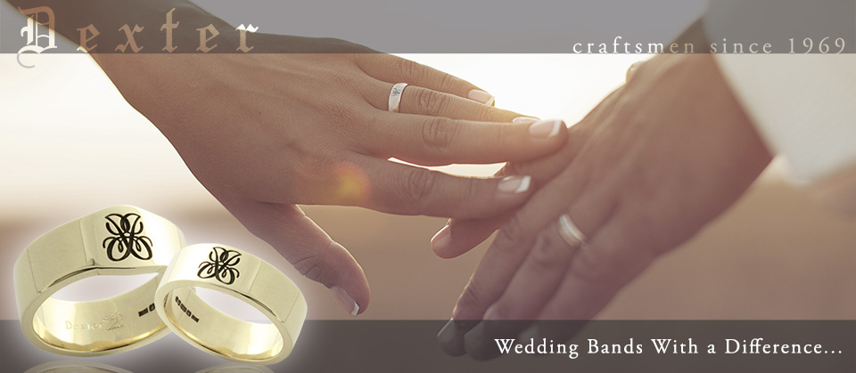 Wedding Rings by Dexter